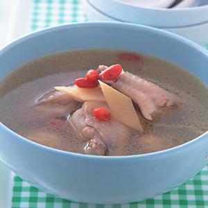 茶油雞湯(1)