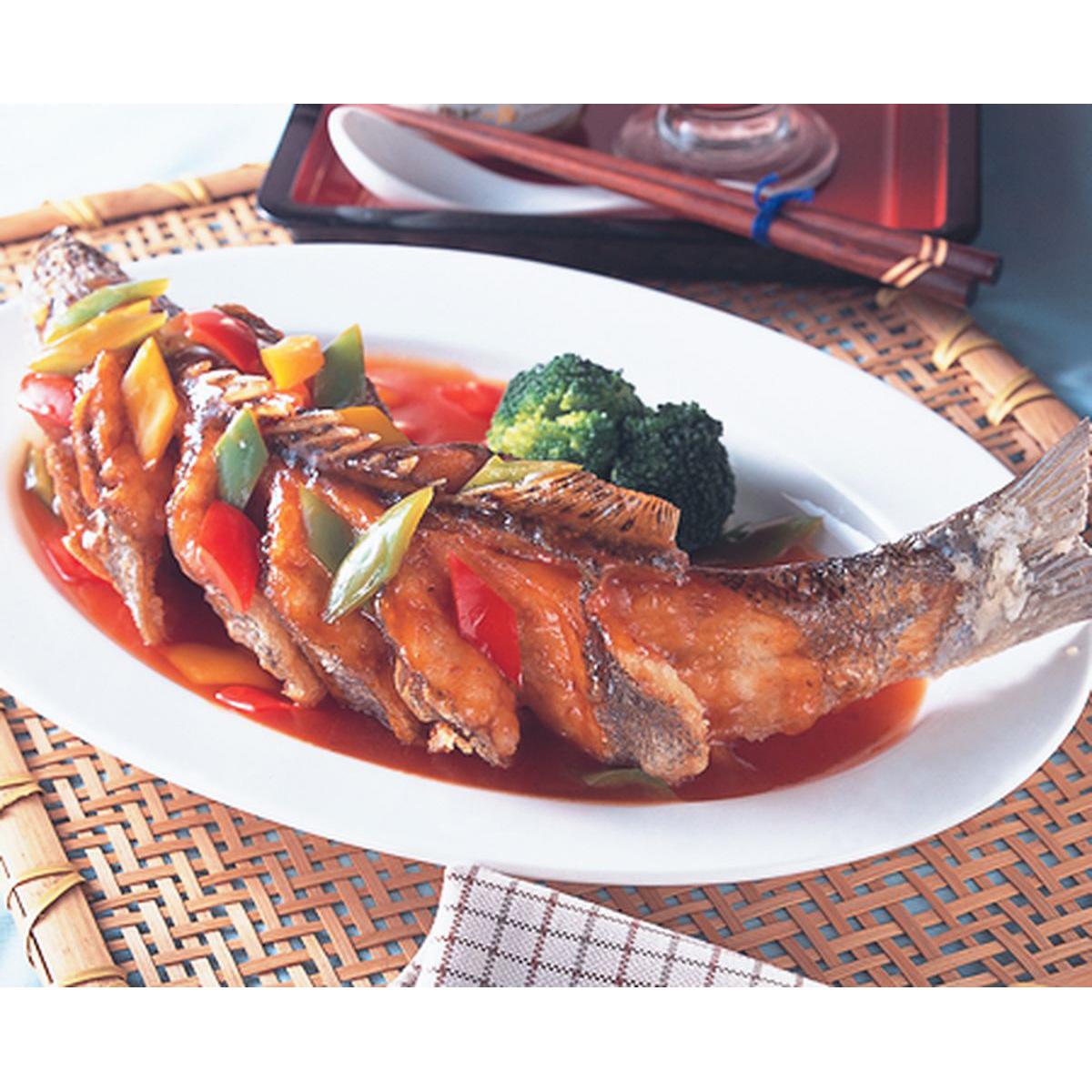 食譜:糖醋魚(4)