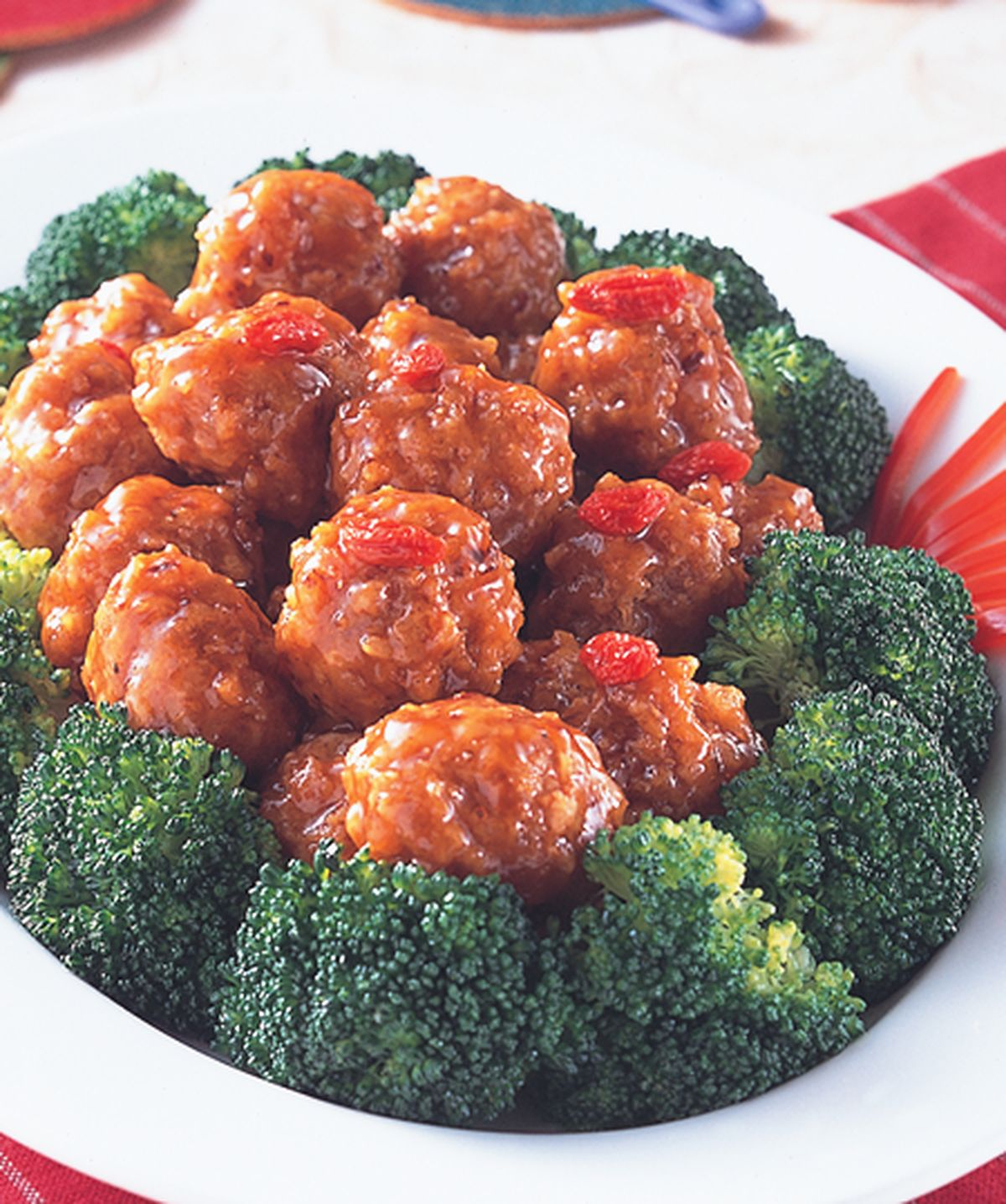 食譜:糖醋丸子(1)