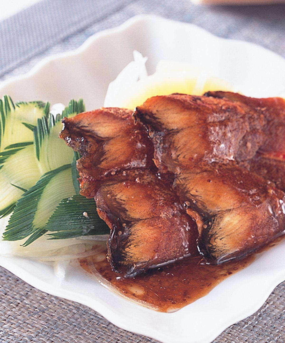 食譜:醋汁鰻魚