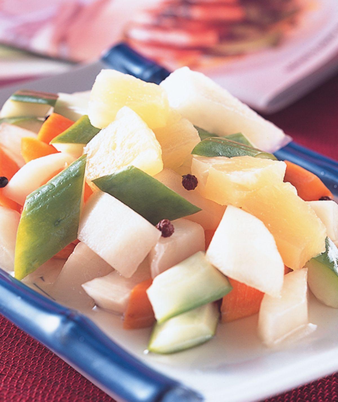食譜:廣東泡菜(1)