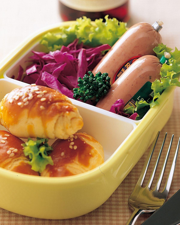 食譜:鵝肝醬餐盒