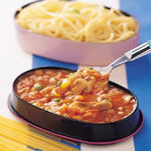 義大利肉醬麵餐盒