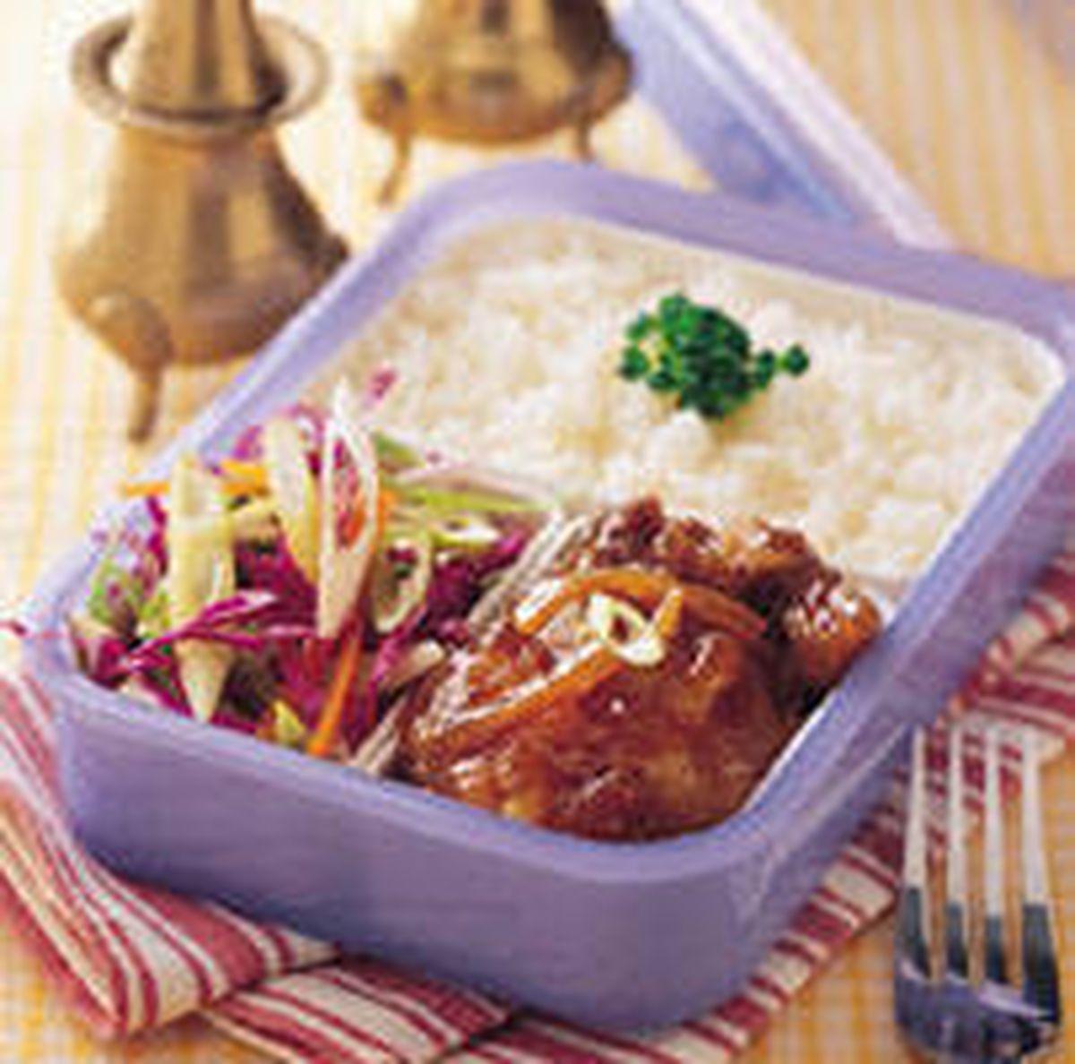 食譜:泰式酸醋魚餐盒