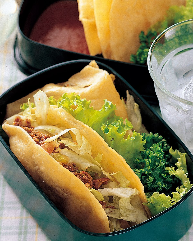 食譜:墨西哥Taco餅餐盒