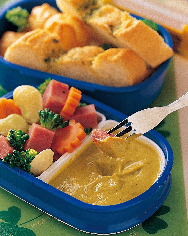 食譜:酪梨泥餐盒