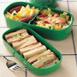 三明治餐盒