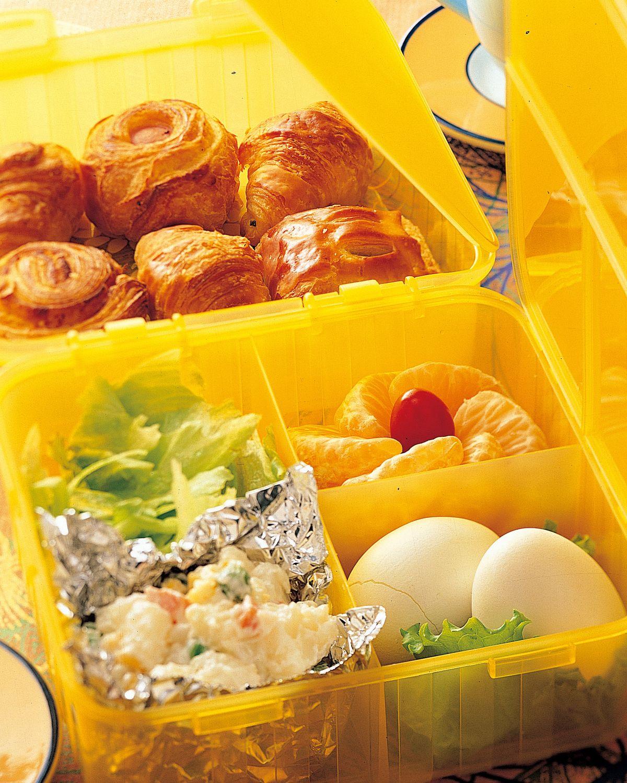 食譜:生菜沙拉野餐盒