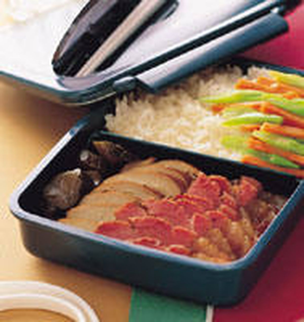 食譜:叉燒肉便當