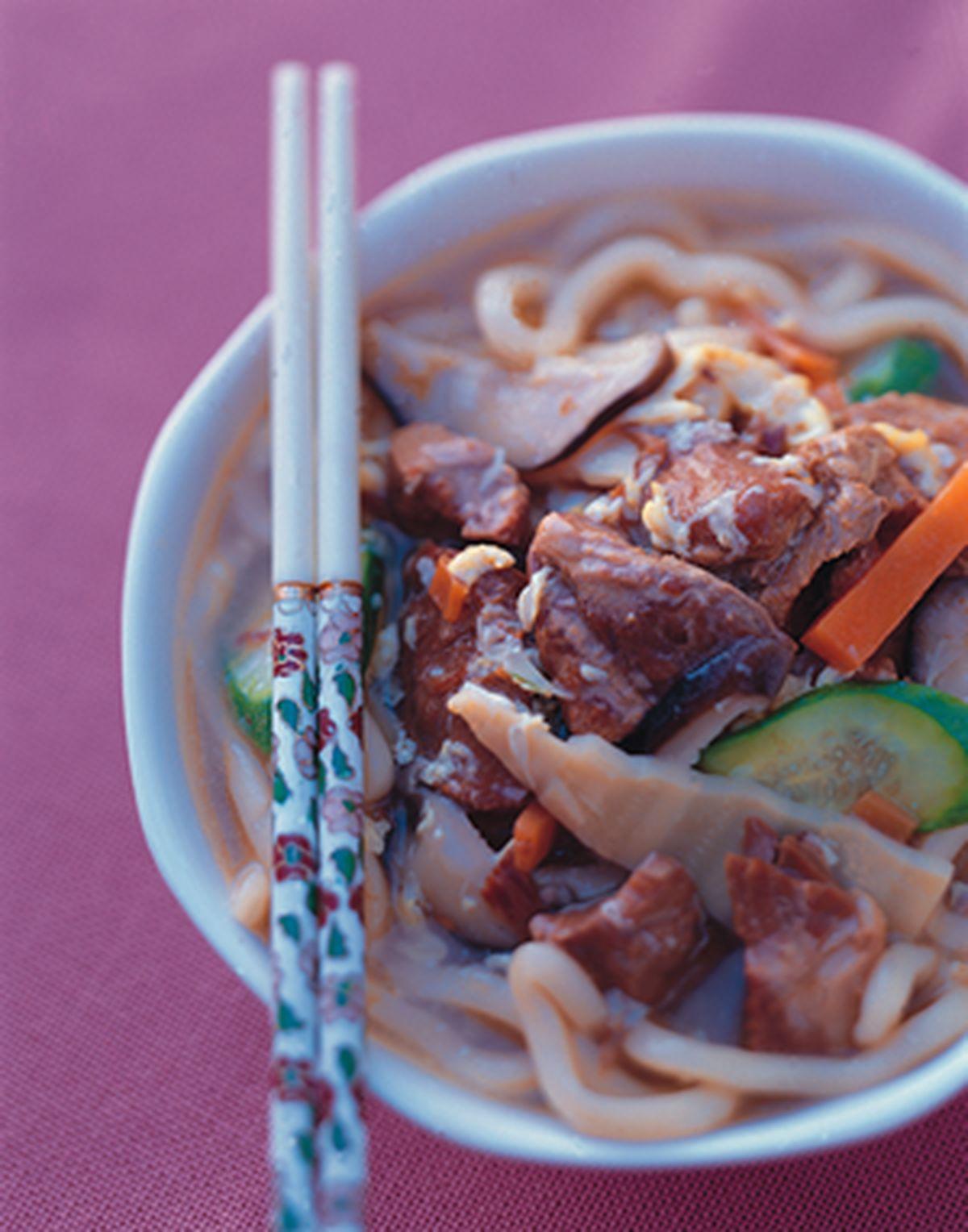 食譜:大滷麵(2)