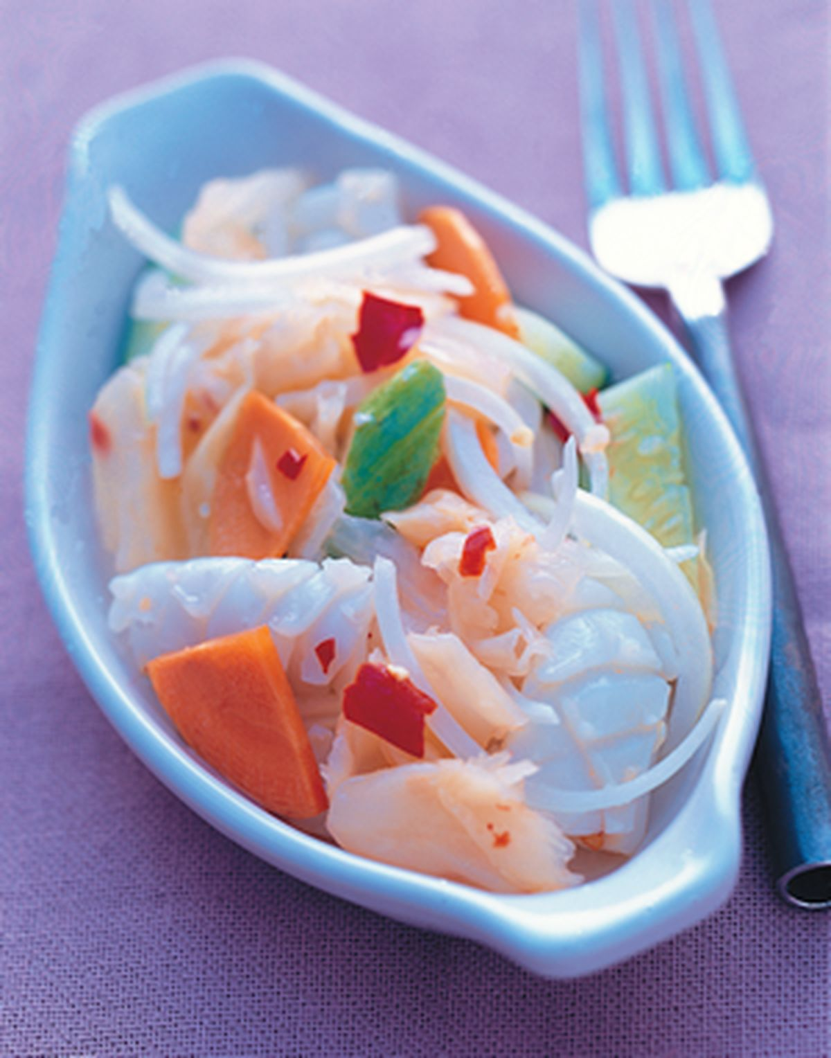 食譜:泰式小卷