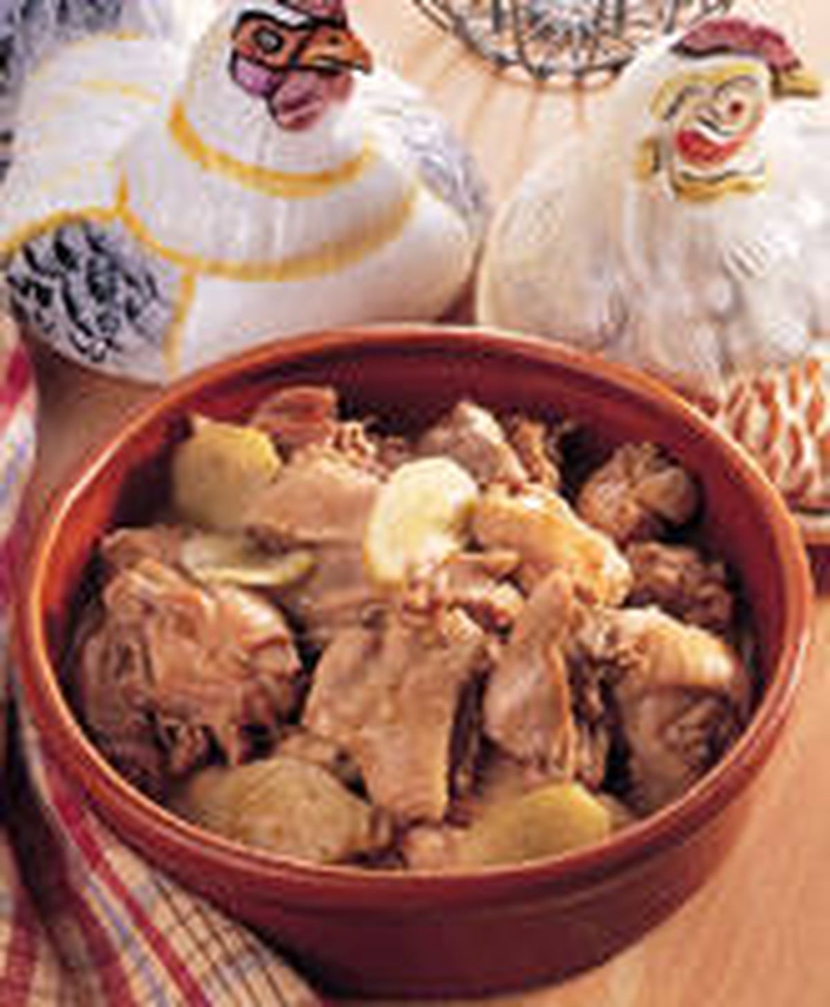 食譜:麻油雞湯