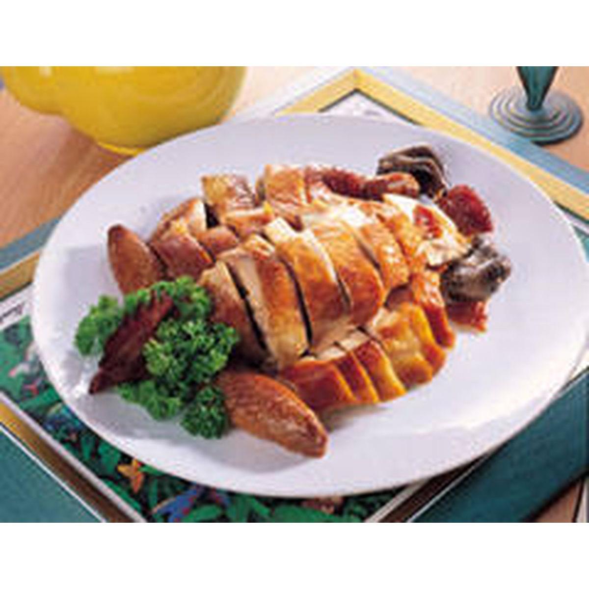 食譜:樟茶雞