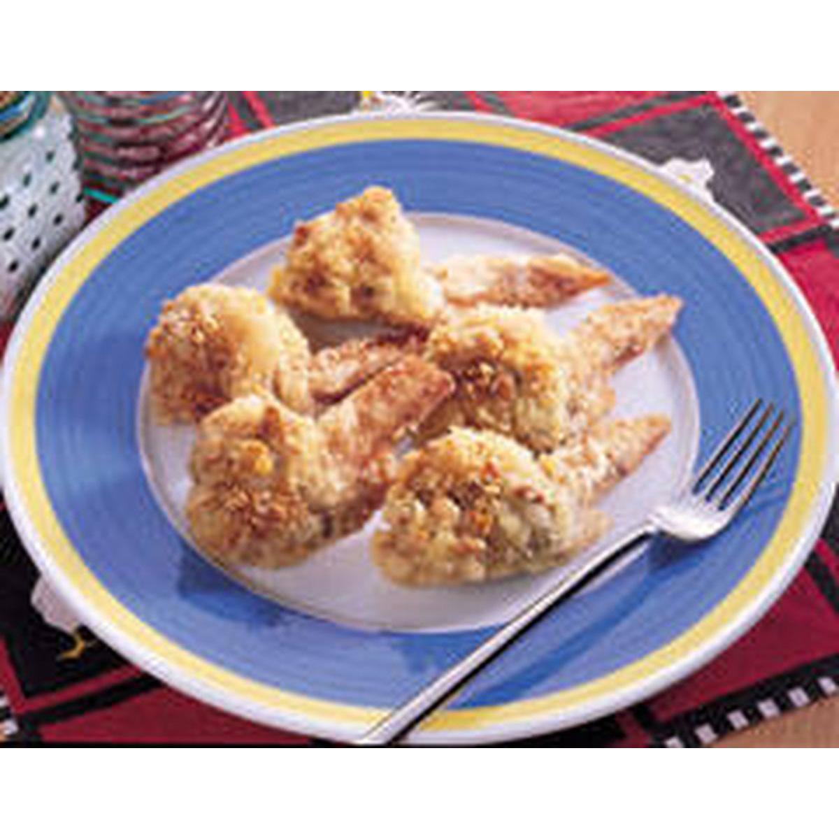 食譜:杏花酥雞翅