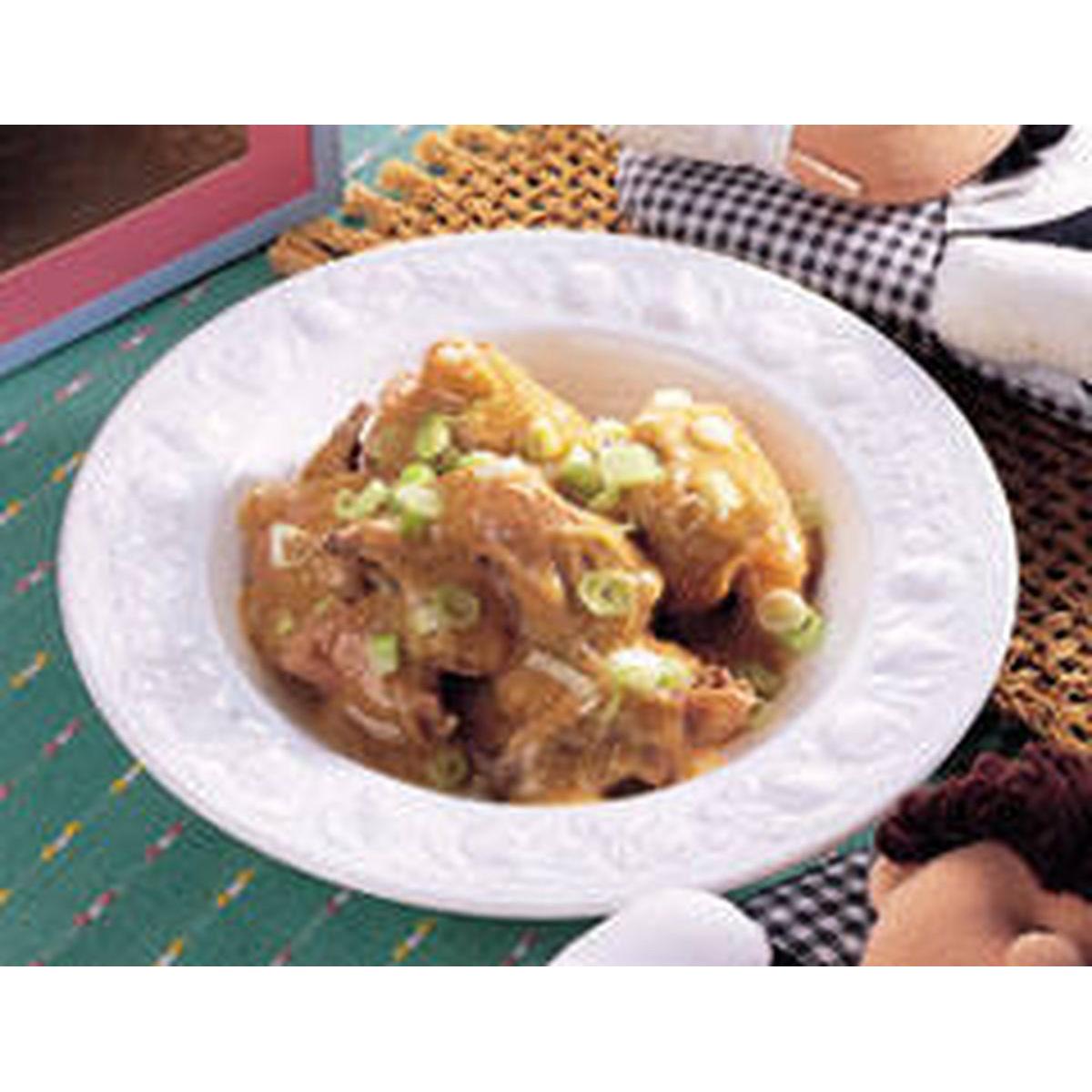 食譜:腐乳滑雞