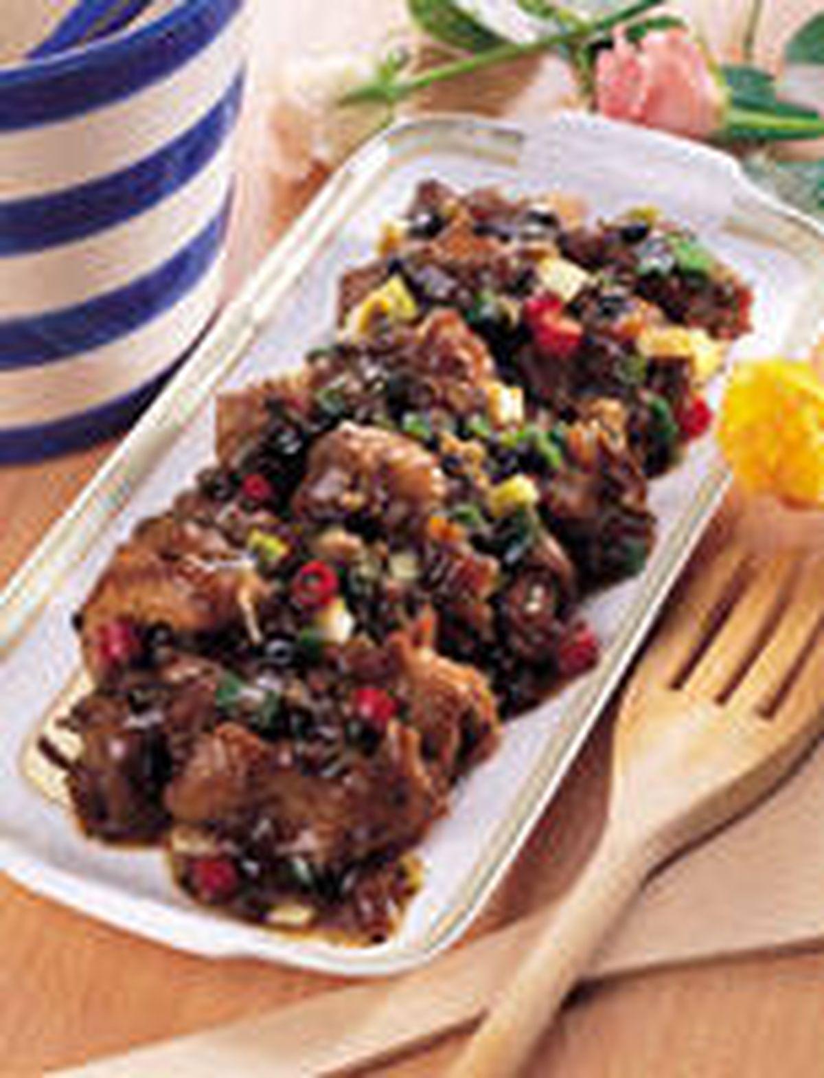 食譜:豆豉雞