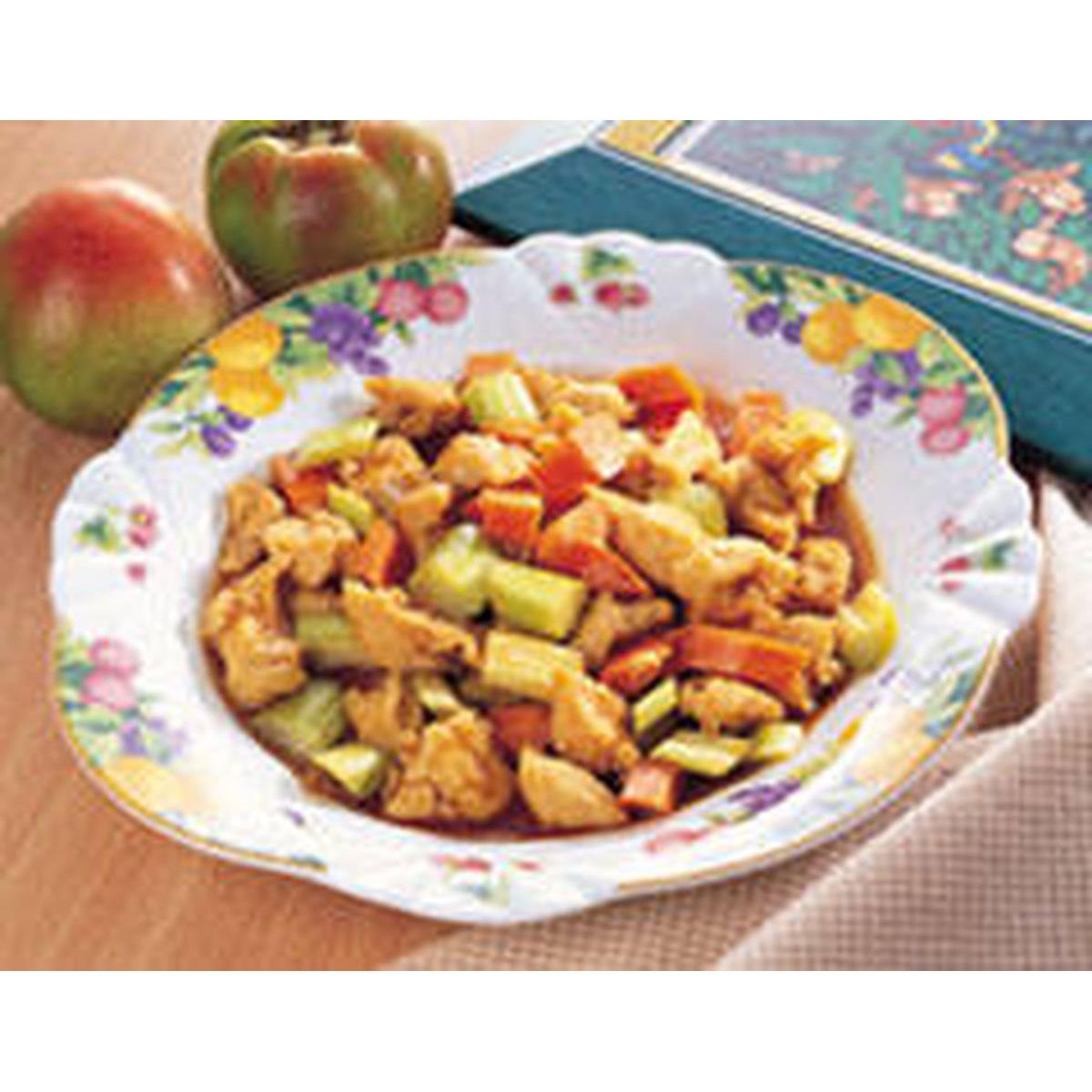 食譜:茄汁雞丁