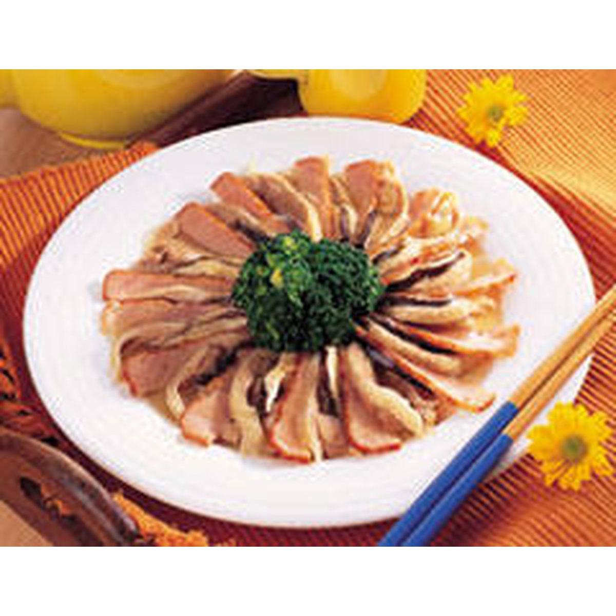 食譜:金華玉樹雞