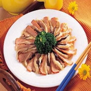 金華玉樹雞