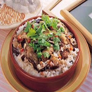 原鍋土雞飯