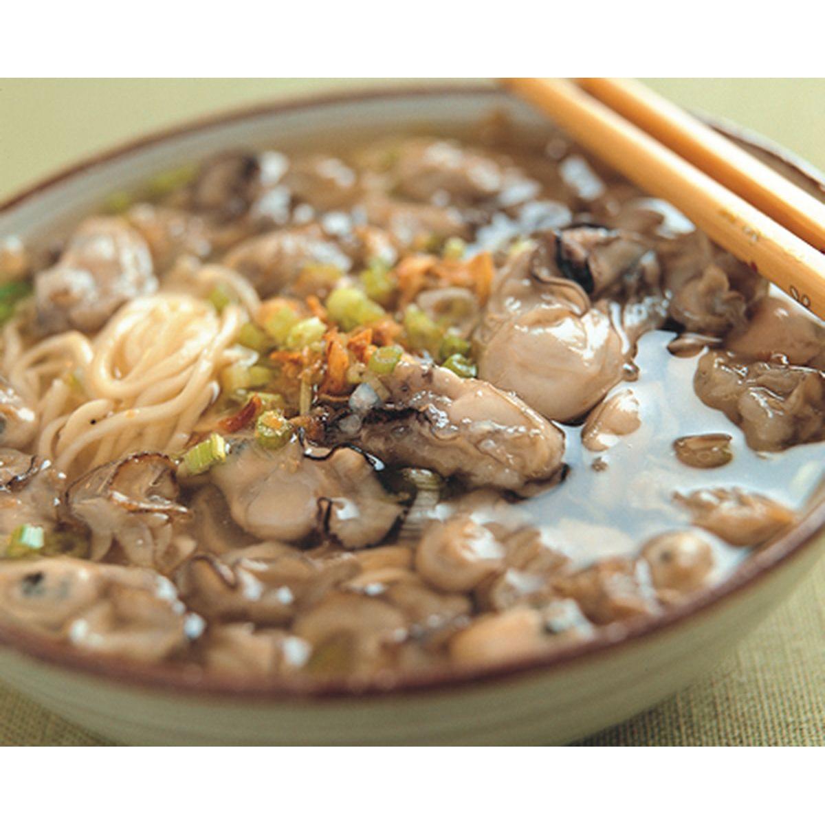 食譜:蚵仔湯麵