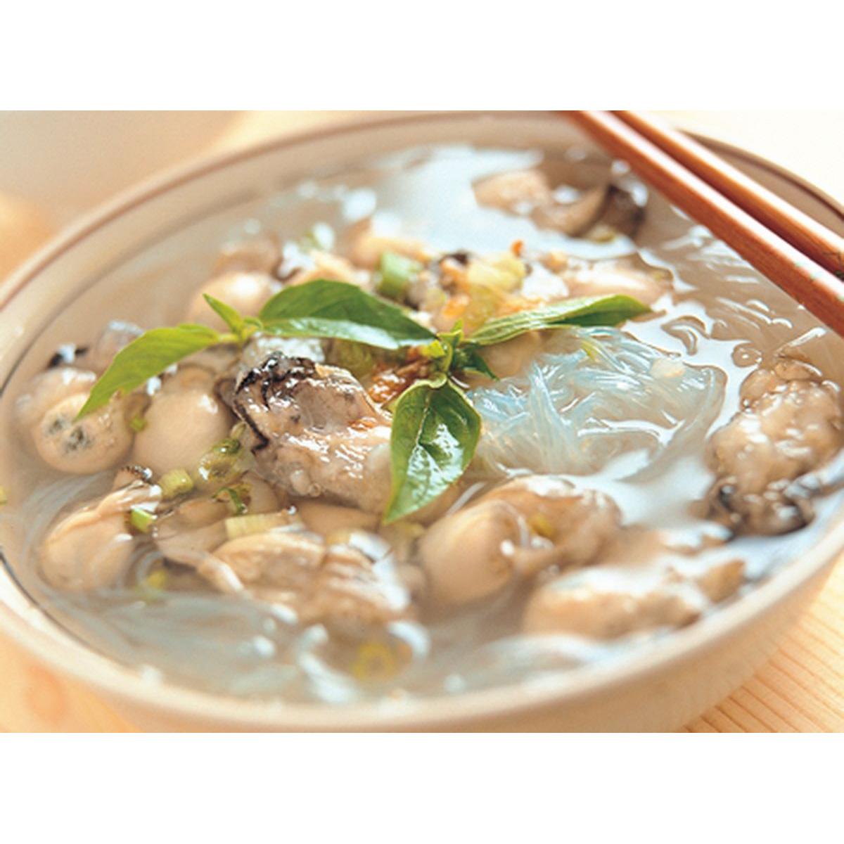 食譜:蚵仔湯冬粉