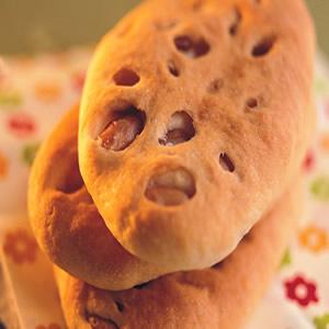 德式蜜豆麵包