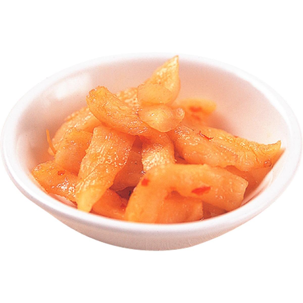 食譜:辣蘿蔔乾