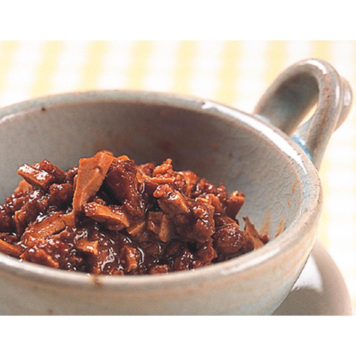 食譜:八寶豆醬