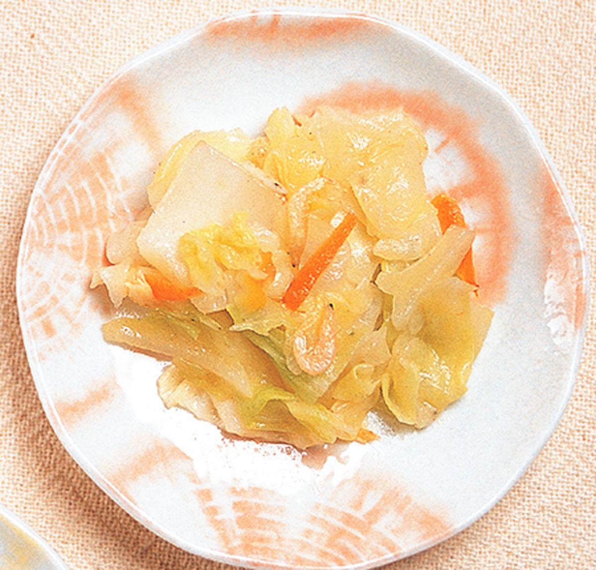 食譜:炒高麗菜