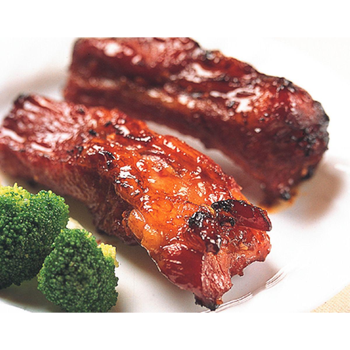 食譜:香烤子排(1)