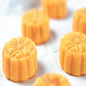 桃山奶黃餅
