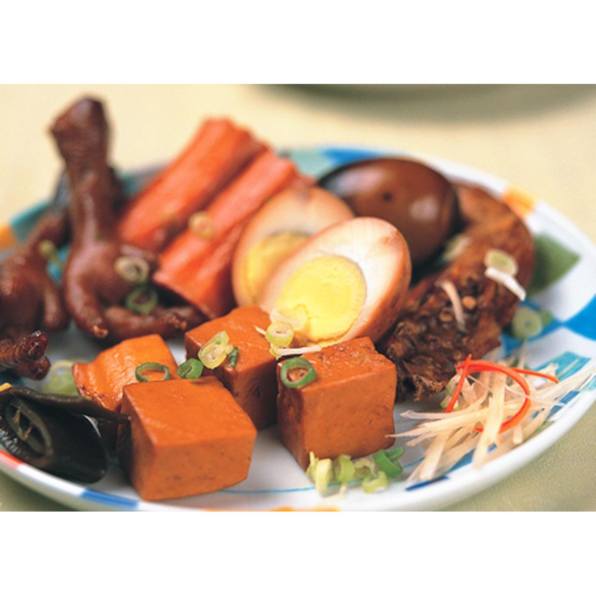 食譜:楊家海味式乾滷味