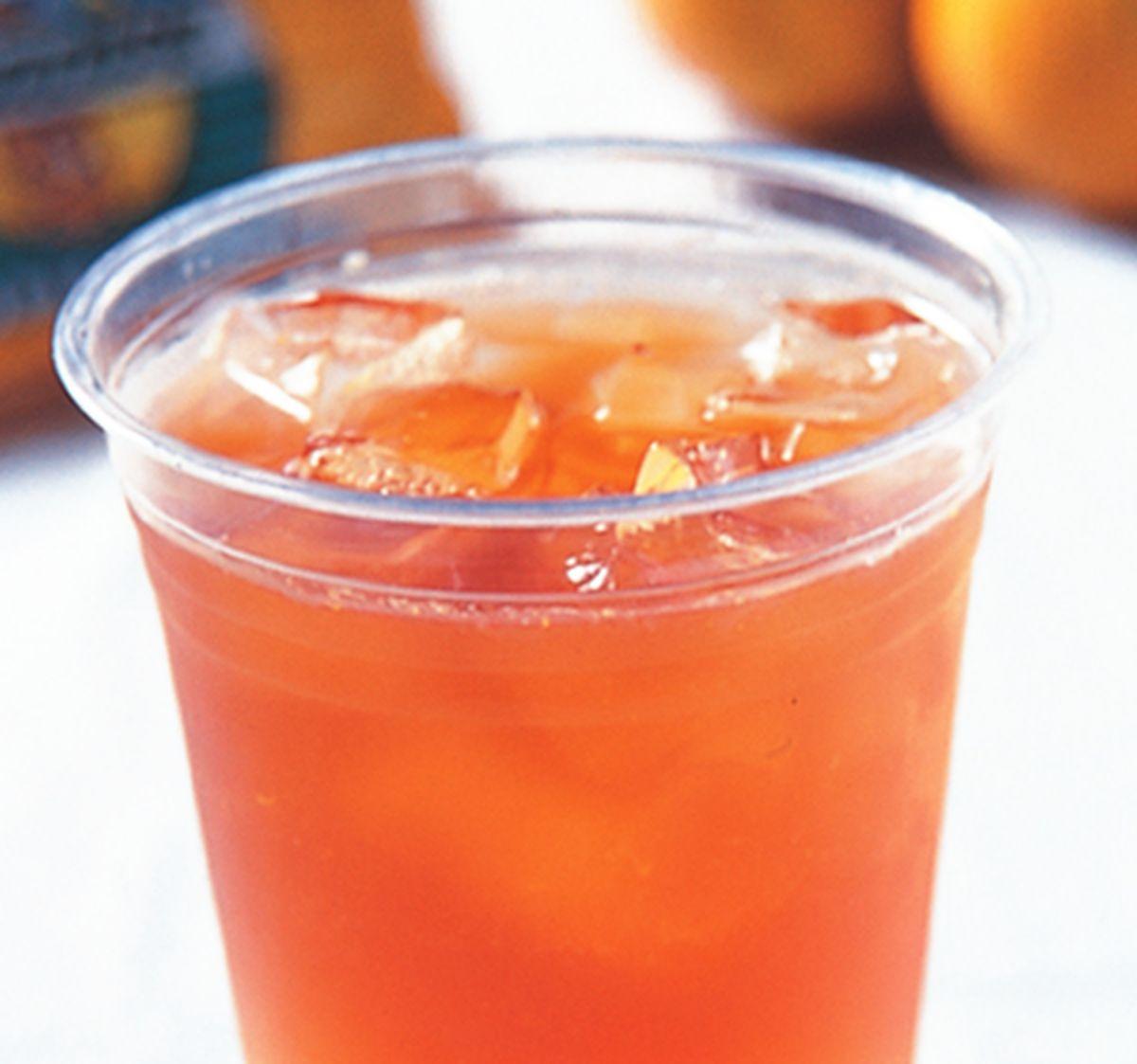 食譜:熱帶冰果茶