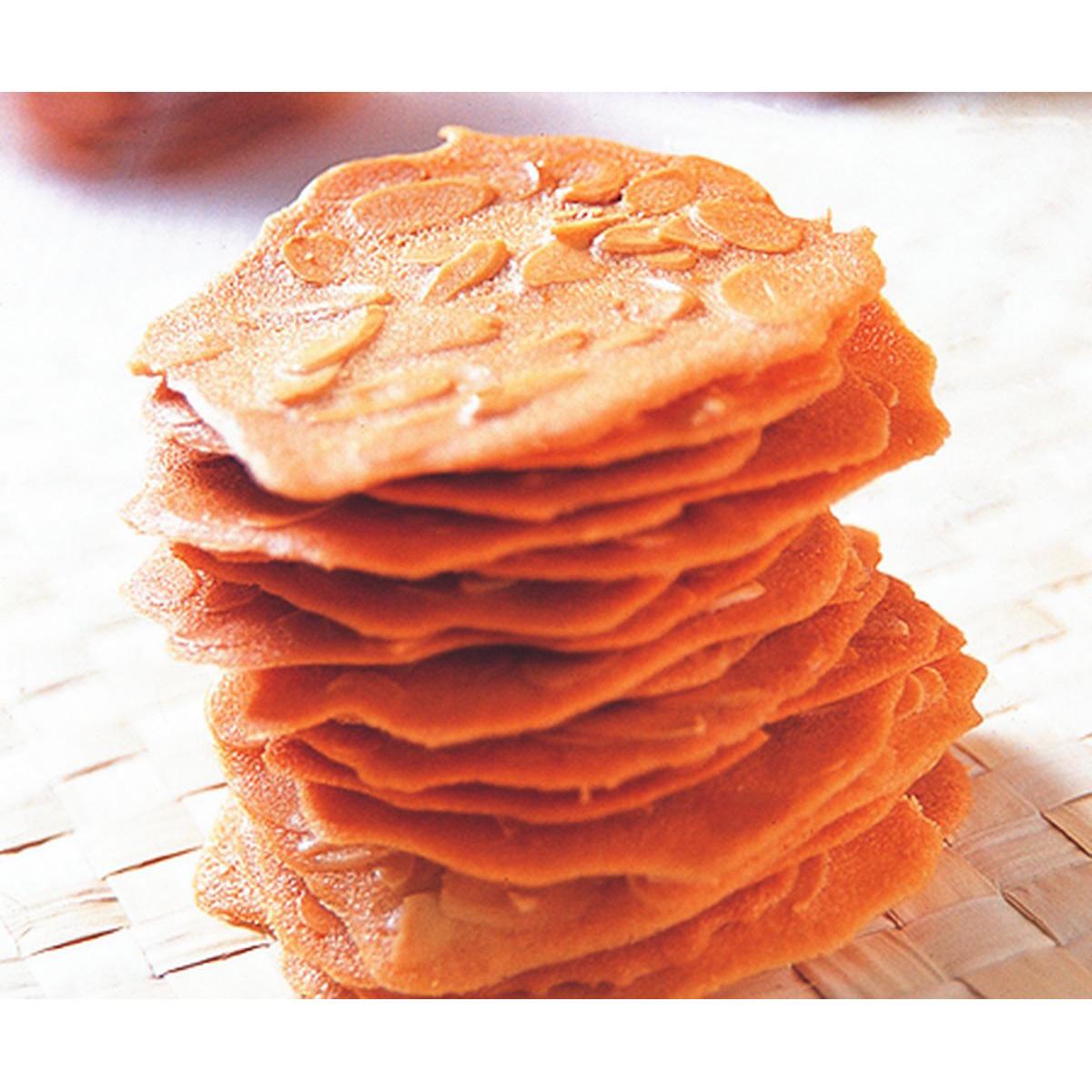 食譜:杏仁瓦片