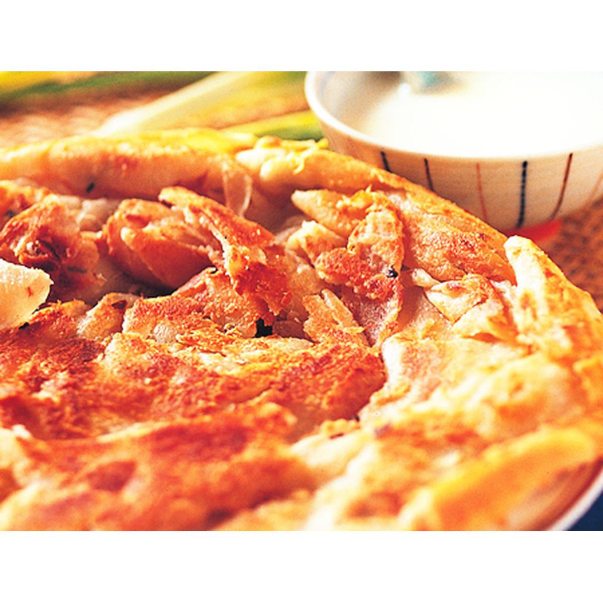 食譜:蔥抓餅