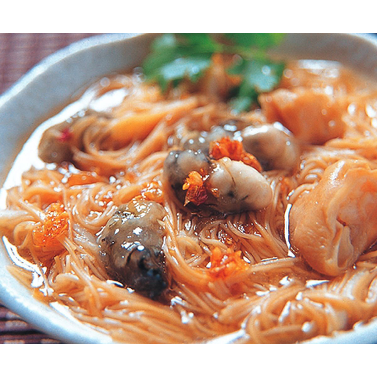食譜:大腸蚵仔麵線