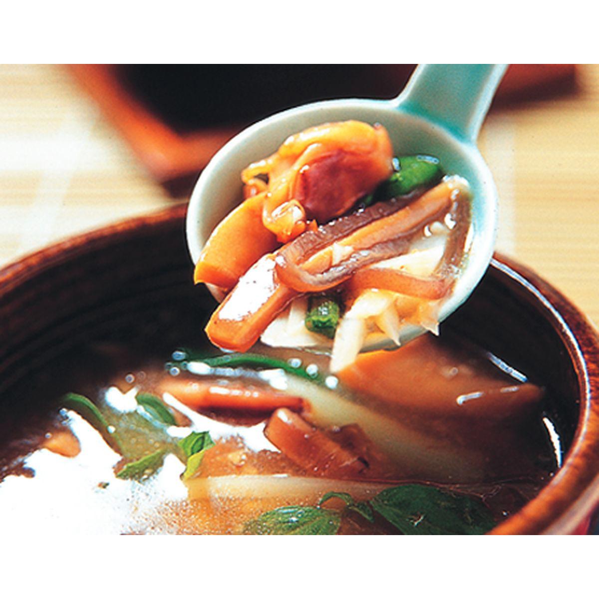 食譜:沙茶魷魚羹(1)