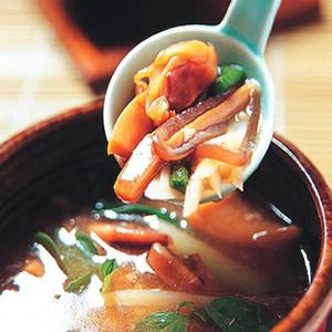 沙茶魷魚羹(1)