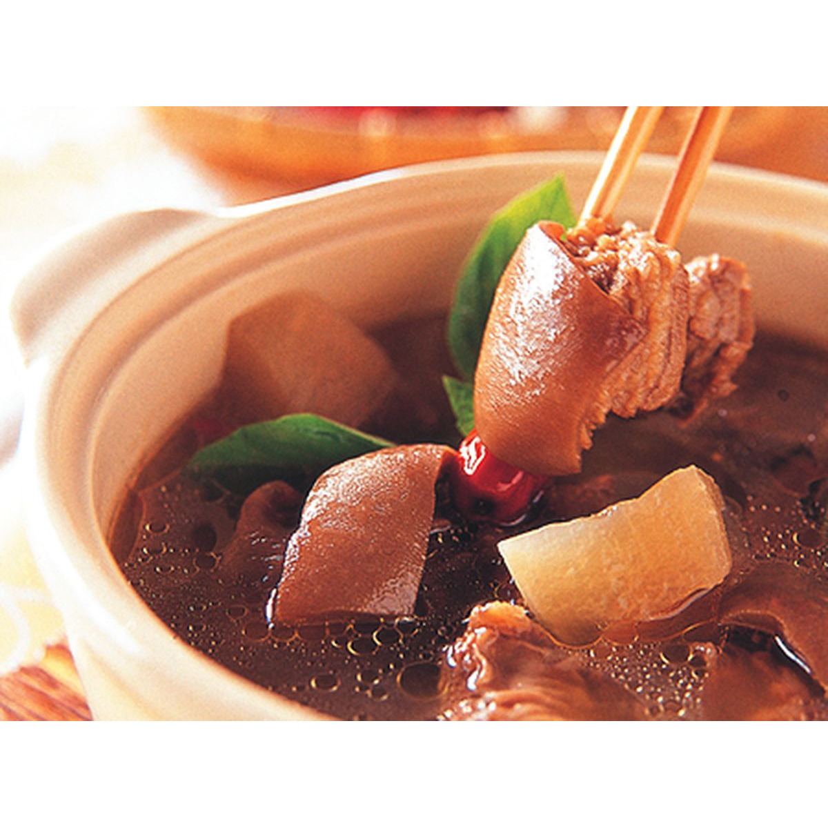 食譜:平補羊肉爐