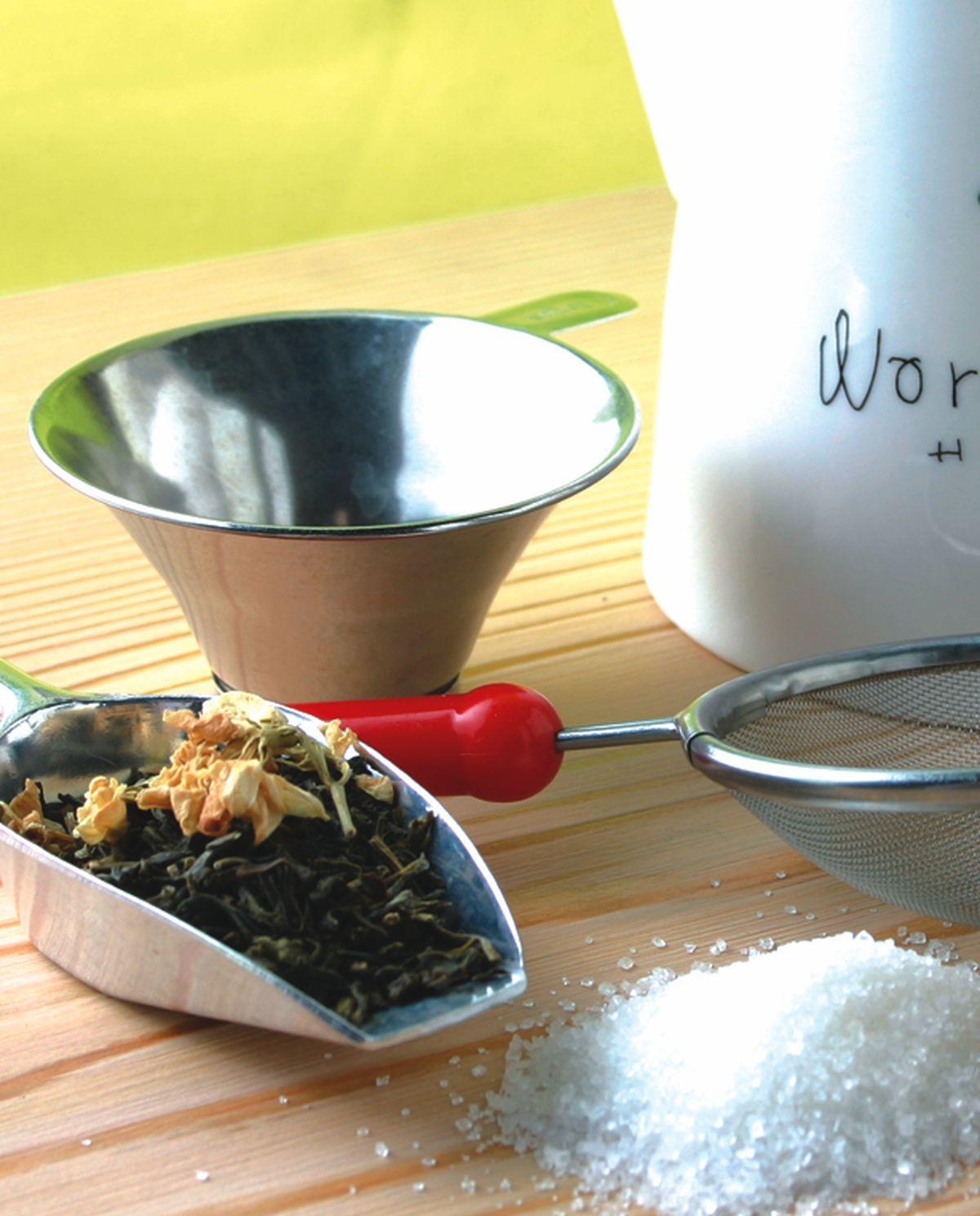 食譜:熱奶茶-茶葉泡法