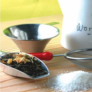 熱奶茶-茶葉泡法