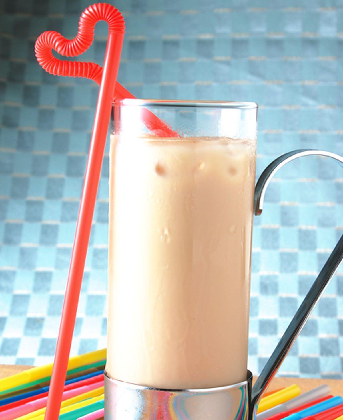 食譜:冰奶茶-茶包泡法