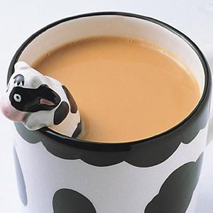 熱鴛鴦奶茶