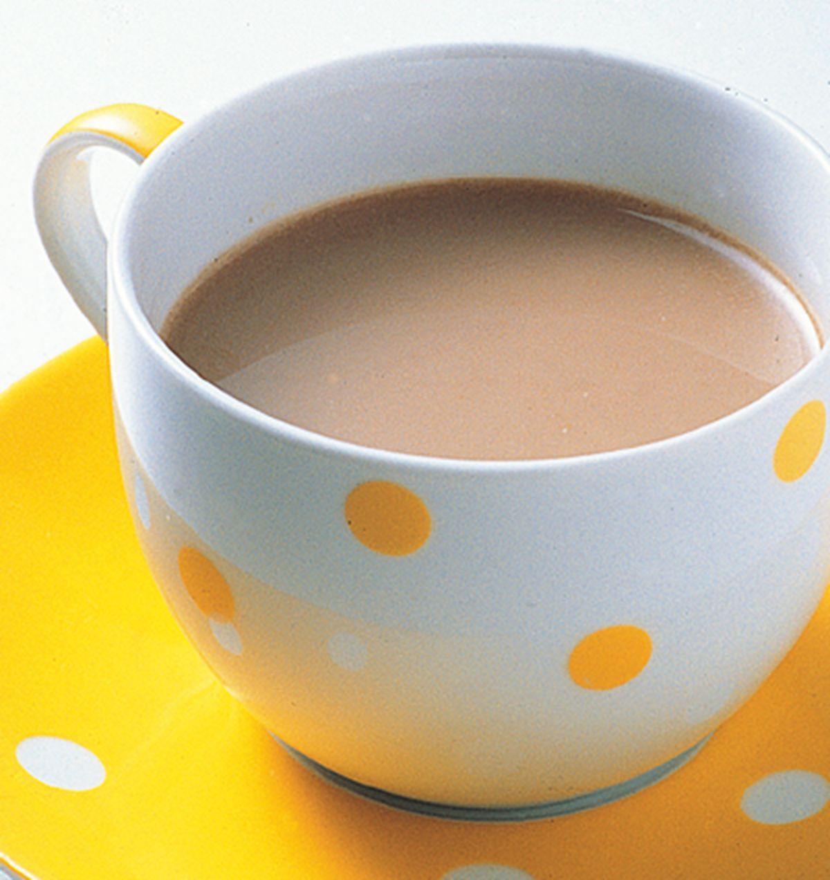 食譜:熱可可奶茶