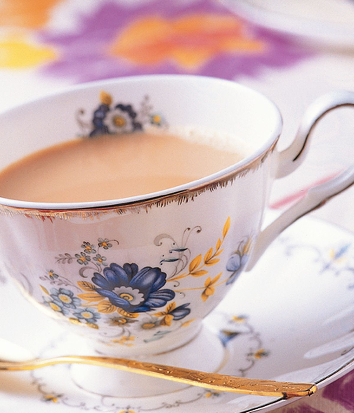 食譜:熱焦糖奶茶