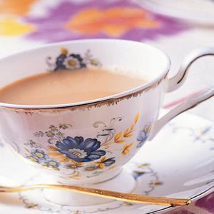 熱焦糖奶茶