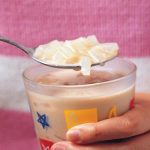 冰椰果奶茶