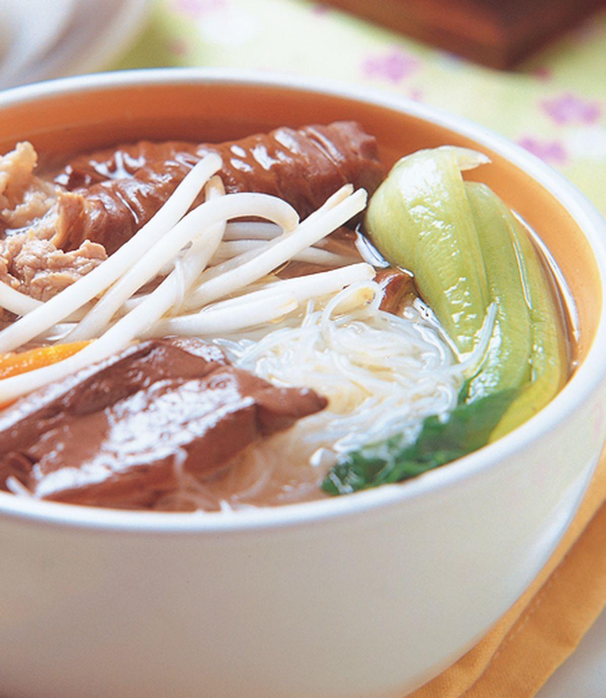 食譜:腸旺米粉湯