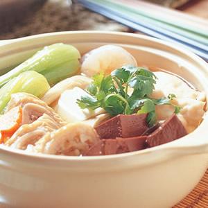 腸旺豆腐煲